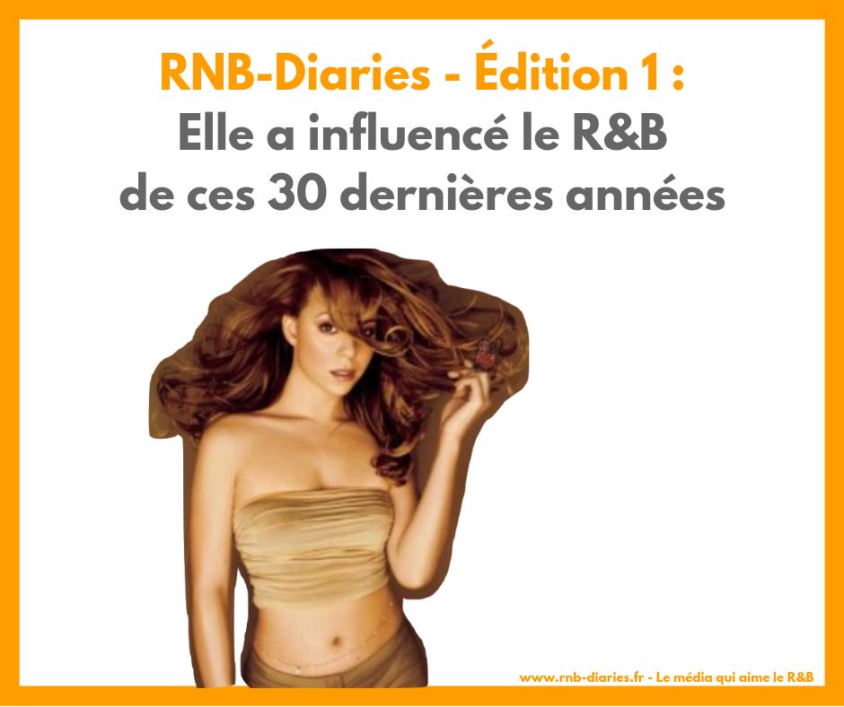 Mariah Carey Musique et Chanson RNB en France