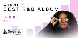 HER Grammys Meilleur Album R&B Musique et Chanson RNB en France