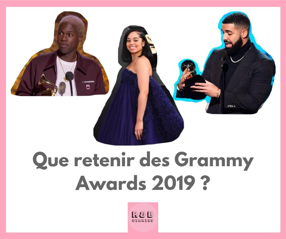 Que retenir des Grammys 2019 ?