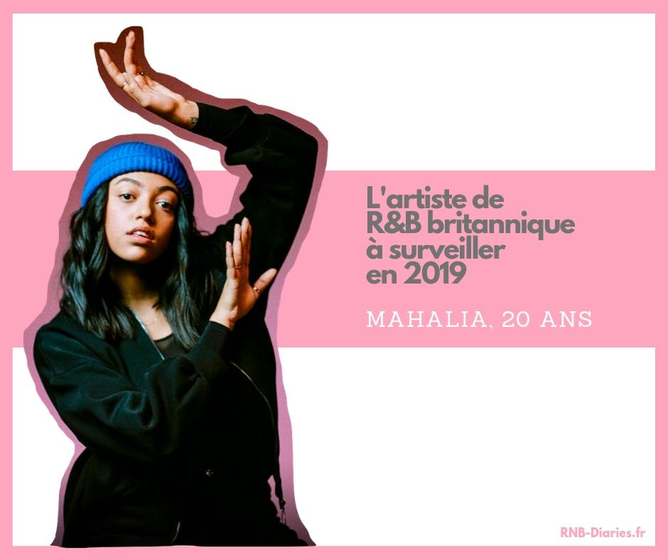 Mahalia concert Paris Sober Musique et Chanson RNB en France