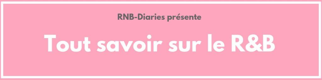 Musique RNB chanson RNB-Diaries