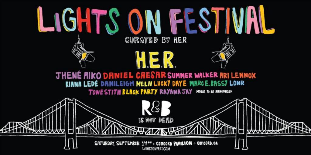 Lights On Festival R&B