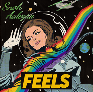Snoh Aalegra FEELS album cover
