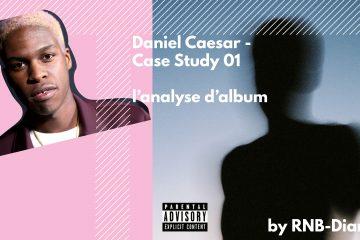 Daniel Caesar case study 01 album